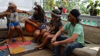 Missionaries singing