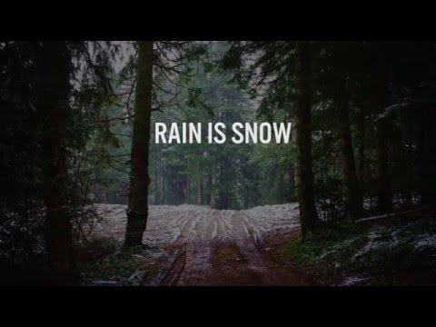 Mountain and Waves - Rain is Snow (Official Audio)