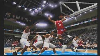 NBA Live 2005 - 80s Allstars vs 90s Allstars