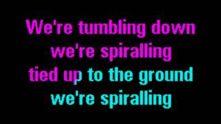 Keane Karaoke Spiralling.mpg