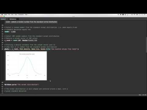 Using Distributions in Julia