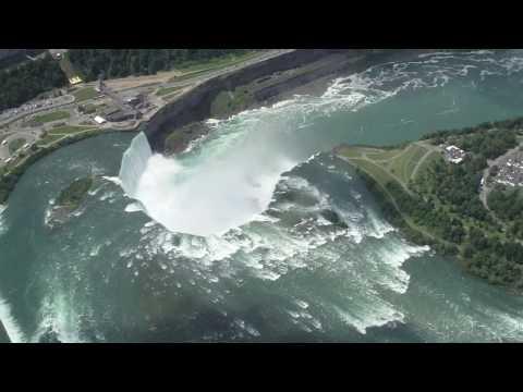 Helicoptero - Cataratas Del Niagara (sin Editar)
