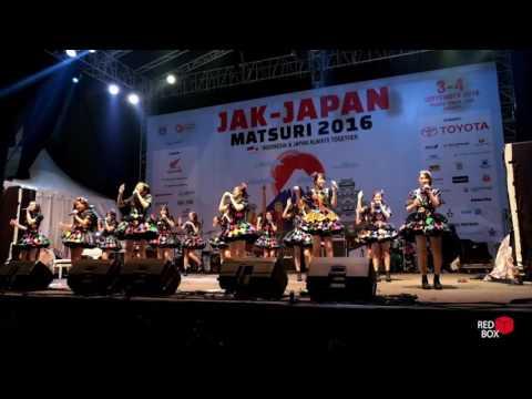 JKT48   Gomen Ne Summer (Maafkan Summer) LIVE!! at Jak Japan Matsuri 2016