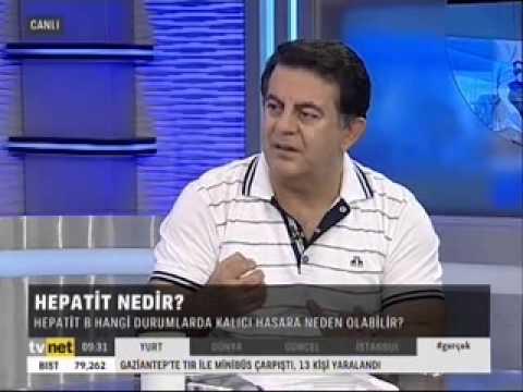 TVNET Kronik hepatitler 2014