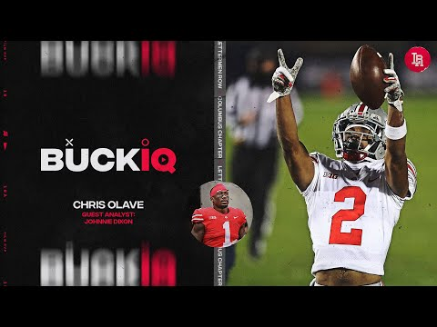 Ohio State: Chris Olave touchdown barrage shows no signs of slowing