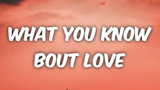 Pop Smoke - What You Know Bout Love (Lyrics)