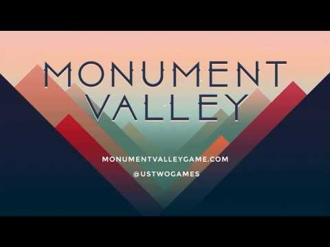 Teaser Trailer - Monument Valley Game - out now
