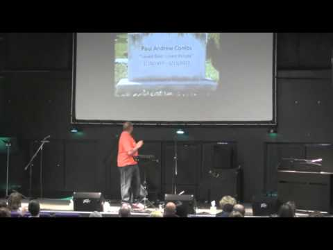 Go Fish Whats New Sermon 4 26 15 with Pastor Andy Combs