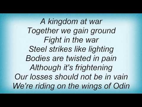 Dream Evil - Kingdom At War Lyrics