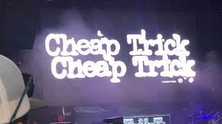 Cheap Trick @ The Woodlands Pavillion- The Woodlands, TX-6-03-18