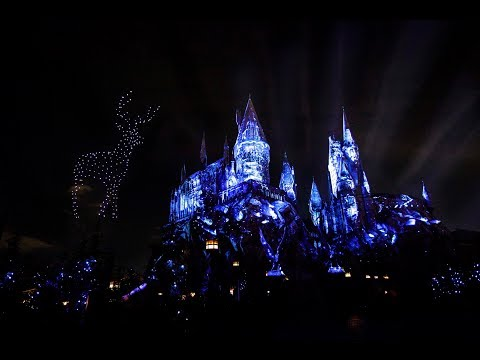 The Dark Arts at Hogwarts Castle