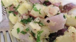 French Potato Salad : Potato Salad Recipes