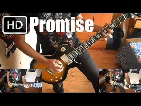 Slash feat. Chris Cornell Promise guitar cover with solo (HD)