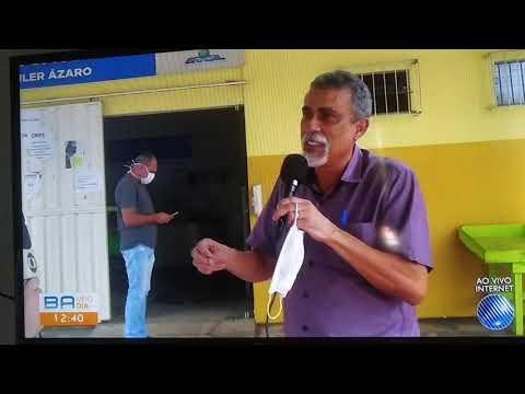 SECRETARIA DE SAÚDE DE ILHÉUS CONFIRMA PRIMEIRO CASO DE CORONAVÍRUS; ASSISTA A ENTREVISTA 2
