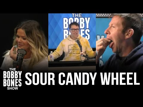 Spin The Wheel: Someone Has To Eat The World's Sourest Candy