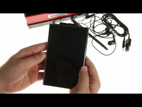 LG Optimus Vu unboxing and hands-on