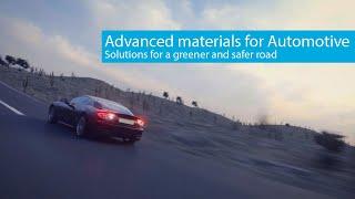 Solvay's advanced materials for Automotive