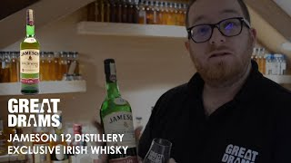 Whisky Tastings / Review: Jameson 12 Distillery Exclusive Irish Whiskey Video Review
