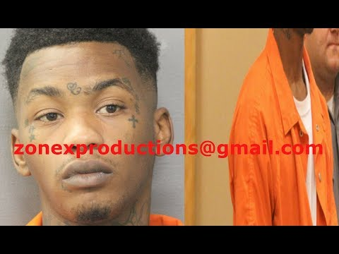 Baton Rouge Rapper Scotty Cain Bond reduction DENIED,offered 20 yrs,requests new lawyer!