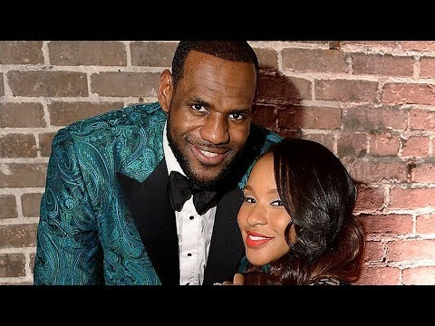 Strange Things About Lebron James' Marriage