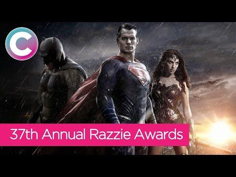 2017 Razzie Awards | Celebrathon Breaking Now
