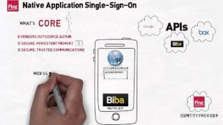 Mobile Native Application SSO screenshot 1