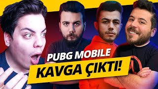EFSANE TAKIM - KAVGA ÇIKTI  /w Barış Bra, Tugay Gök, Egoist Pati (Pubg Mobile)