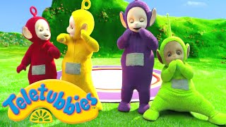 ★Teletubbies English Episodes★ Bottom Bump ★ Full Episode - NEW Season 16 HD (S16E101)