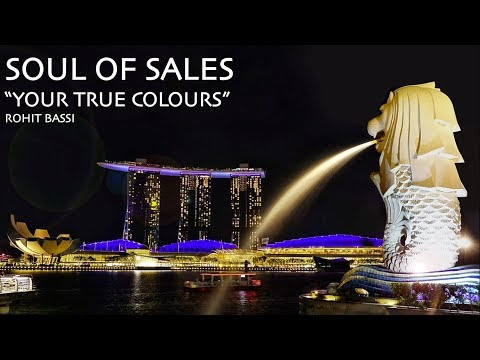 Singapore | SOUL OF SALES | Heart & MyBrain - Applied Neuroscience | Rohit (ROI) Bassi