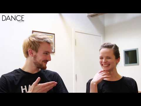 FLOCK | Behind the Curtain | Dance Magazine