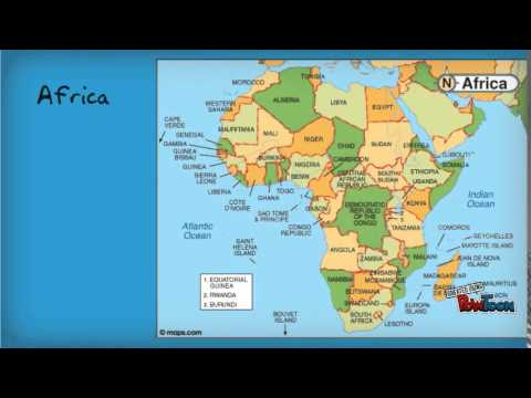 Continents and their countries youtube continents and their countries gumiabroncs Images
