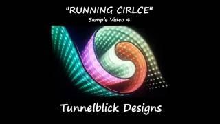 RunningCircle3 Infinity Mirrors TunnelblickDesigns