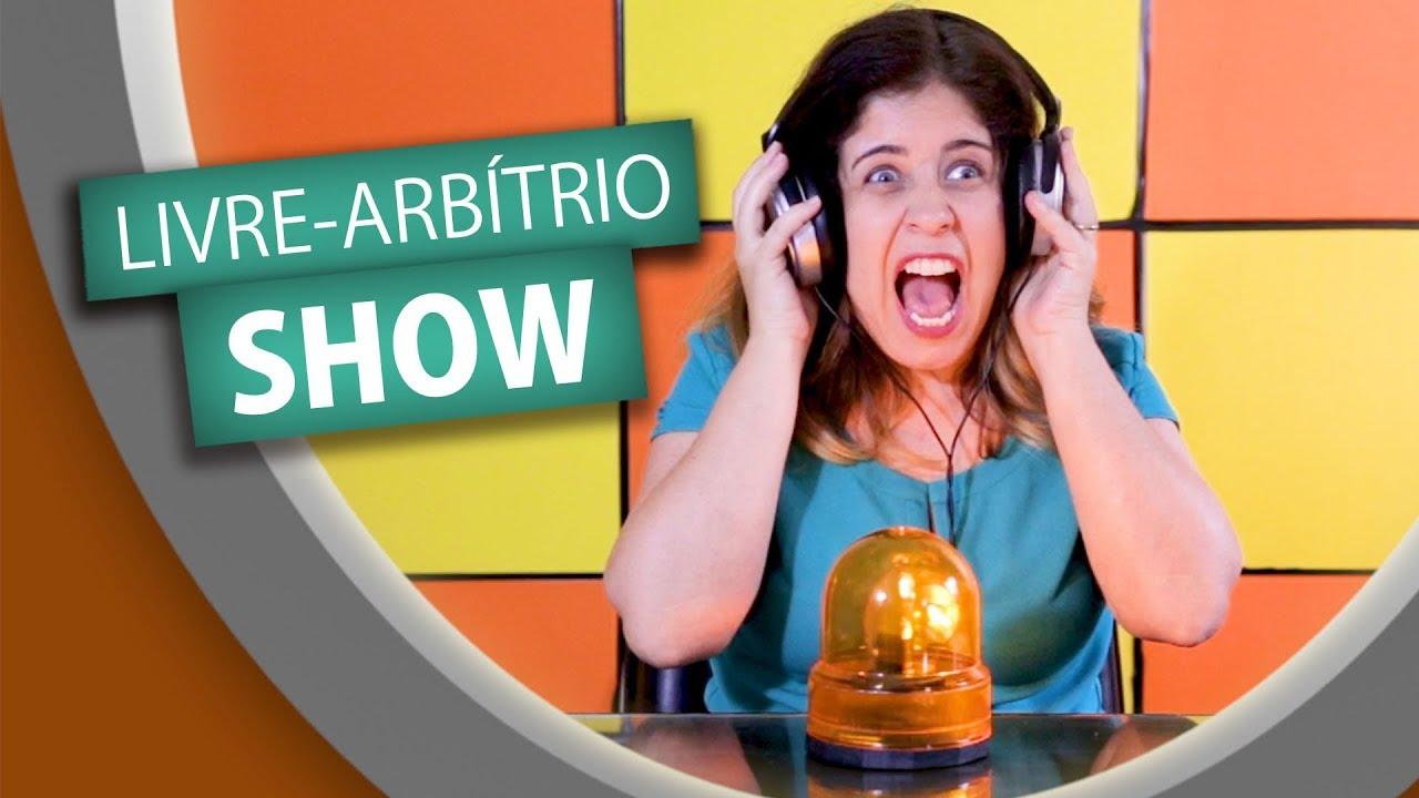 LIVRE-ARBÍTRIO SHOW (Humor e Espiritismo)