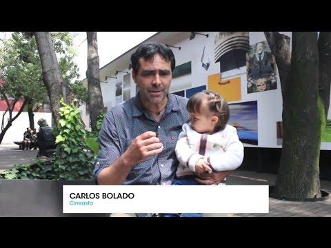Entrevista a Carlos Bolado