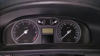 Renault Laguna II phase I - Dashboards / gauges / tachometer - all about