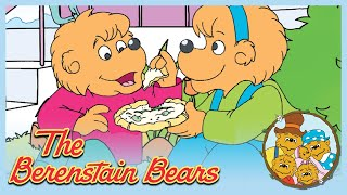Berenstain Bears: Papa's Pizza/ The Female Fullback - Ep.38