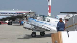 Aero Ae 45 at the Hamburg Airport Days