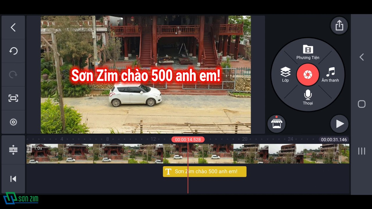 Cách chèn chữ vào video trên điện thoại cực dễ