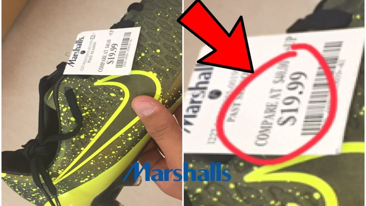 6eeda588f CRAZY MARSHALLS SOCCER FINDS ACC CLEATS FOR ONLY 20 DOLLARS - YouTube
