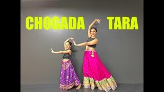 Chogada Tara | Loveratri | Bollywood - Garba Dance Choreography | Nidhi Kumar ft. Vaidehi