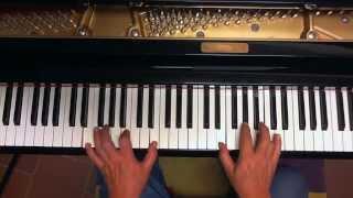 Tutorial piano y voz Cuando estoy contigo (Armando Manzanero)