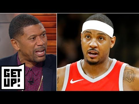 Why Carmelo Anthony is an unattractive signing in 2018-19 | Get Up!