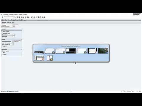 013 Picking and Packing-Picking in SAP Warehouse Management - Demonstration and Configuration
