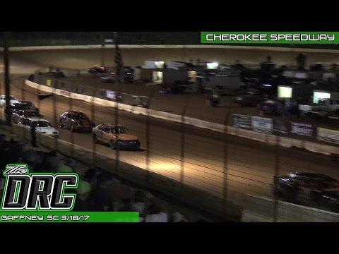 Cherokee Speedway | 3.18.17 | SCDRA Extreme 4 | B-Main 1