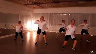 "Tanssistudio Sahrami/Reggaeton - ""Ginza"""
