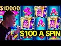 100 SPINS AT $250! ⚡World's Greatest Slot Player ...