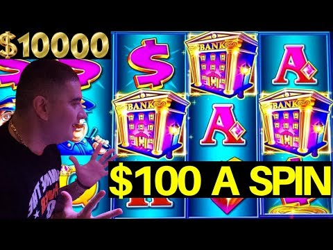 $100 A Spin High Limit PIGGY BANKIN Lock It Link Slot Machine HANDPAY JACKPOTS - Live Slot Play