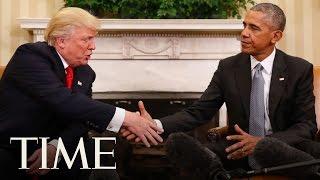 10 Days that Define the Obama Presidency: Trump