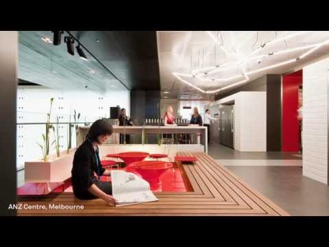 Next generation work and learning spaces