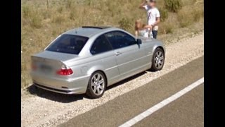 Google MAP'S Street View Feature captures AUSTRAILIAN couple Having SEX on Camera.
